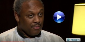 Face to Face - Randy Short talks about plight of African Americans (P.1)